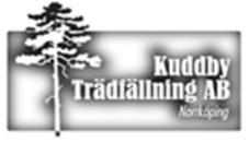Kuddby Trädfällning logo