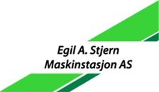 Egil A. Stjern Maskinstasjon AS logo
