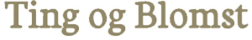 Blomsterbinderiet logo