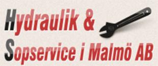 Hydraulik & Sopservice i Malmö AB logo