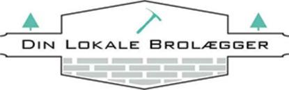 Din lokale brolægger logo
