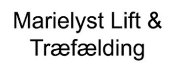 Marielyst Lift og Træfældning logo