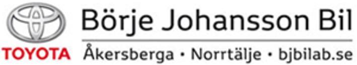 Börje Johansson Bil logo