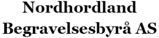 Nordhordland Begravelsesbyrå AS logo