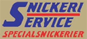 Snickeri Service logo