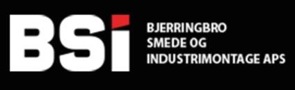 BSI ApS Bjerringbro Smede- og Industrimontage logo