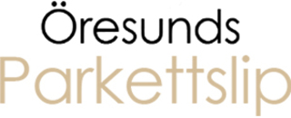 Öresund Parkettslip logo