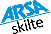 Arsa Skilte ApS logo