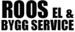 Roos El och Bygg Service logo