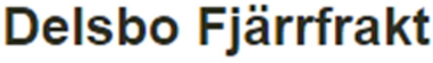 Delsbo Fjärrfrakt AB logo