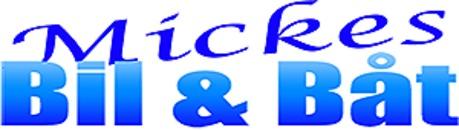 Mickes Bil & Båt logo