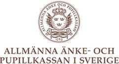 Allmänna Änke- och Pupillkassan i Sverige logo