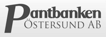 Pantbanken i Östersund AB logo