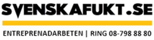 Svenska Fukt AB logo