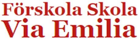 Förskola Skola Via Emilia logo