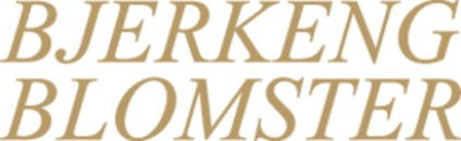 Bjerkeng Blomster AS logo
