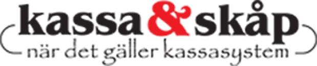 Kassa & Skåp AB logo