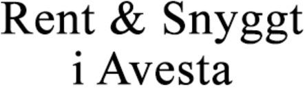 Rent & Snyggt i Avesta logo