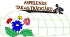Aspelunds Tak och Trädgård logo