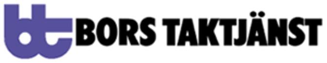 Bors Taktjänst AB logo