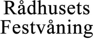 Rådhusets Festvåning logo