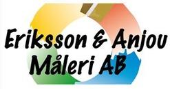 Eriksson & Anjou Måleri AB logo