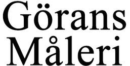 Görans Måleri logo