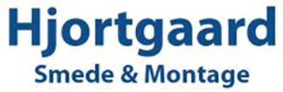 Hjortgaard Smede og Montage ApS logo