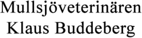 Mullsjöveterinären, Klaus Buddeberg logo