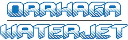 Orrhaga Waterjet AB logo