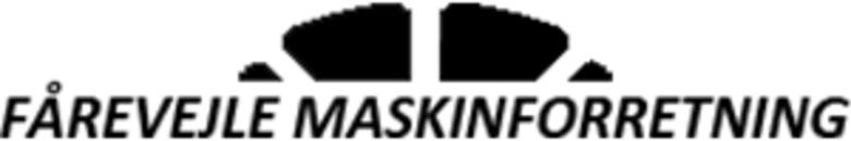 Fårevejle Maskinforretning ApS logo