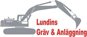 Lundins Gräv & Anläggning logo