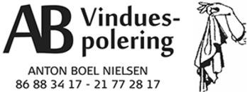 A. B. Vinduespolering logo