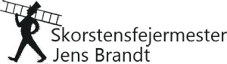 Skorstensfejermester Jens Brandt logo