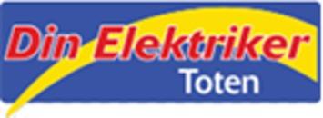 Din Elektriker Toten AS logo