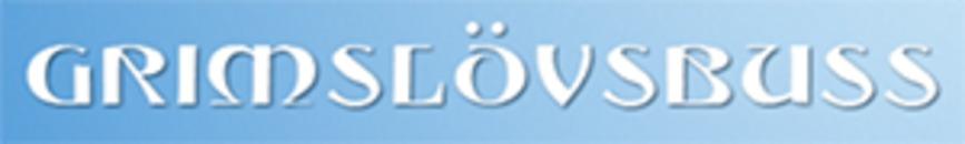 Grimslövsbuss AB logo