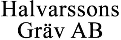 Halvarssons Gräv AB logo