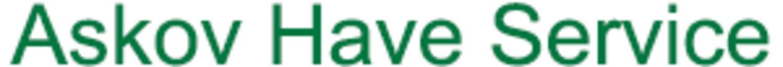 Askov Have Service logo