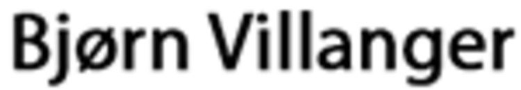 Bjørn Villanger logo