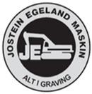 Jostein Egeland Maskin AS logo