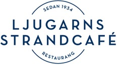 Ljugarns Strandcafe & Restaurang logo