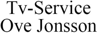 Tv-Service Ove Jonsson logo