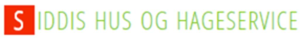 Siddis Hus og Hageservice AS logo