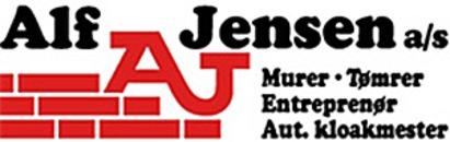 Alf Jensen A/S logo