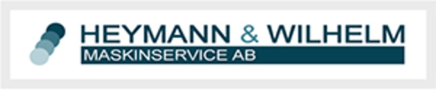 Heymann & Wilhelm Maskinservice AB logo