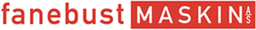 Fanebust Maskin AS logo