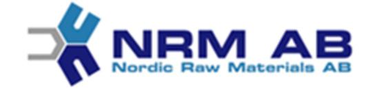 Nordic Raw Materials AB logo
