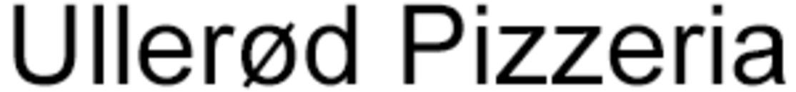 Ullerød Pizzeria logo