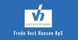 Entreprenør Frede Vest Hansen ApS - V/ Niels Larsen logo