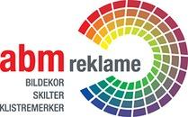 ABM Reklame avd Hamar logo